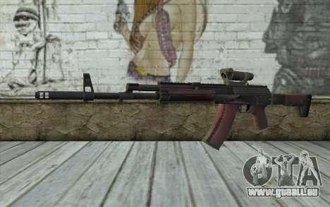 AEK from Battlefield 4 für GTA San Andreas