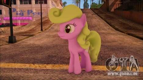 Daisy from My Little Pony für GTA San Andreas