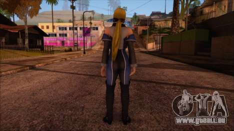 Modern Woman Skin 7 für GTA San Andreas zweiten Screenshot