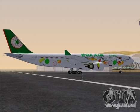 Airbus A330-200 EVA Air (Hello Kitty) für GTA San Andreas