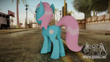 Lotus from My Little Pony für GTA San Andreas zweiten Screenshot