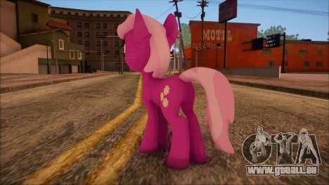 Cheerilee from My Little Pony pour GTA San Andreas deuxième écran