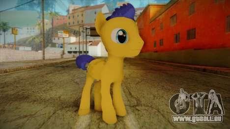 Flash Sentry from My Little Pony für GTA San Andreas