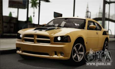 Dodge Charger SuperBee pour GTA San Andreas