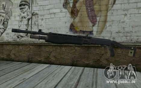 Le Fusil De Chasse (Renegade X Noir De L'Aube) pour GTA San Andreas