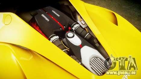 Ferrari LaFerrari [EPM] v1.2 pour GTA 4 est un côté