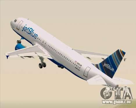 Airbus A320-200 JetBlue Airways pour GTA San Andreas