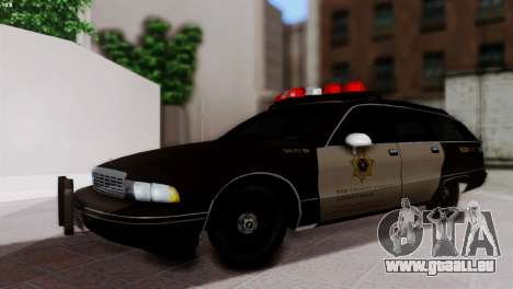 SD Chevy Caprice Station Wagon 1993 (1996) pour GTA San Andreas