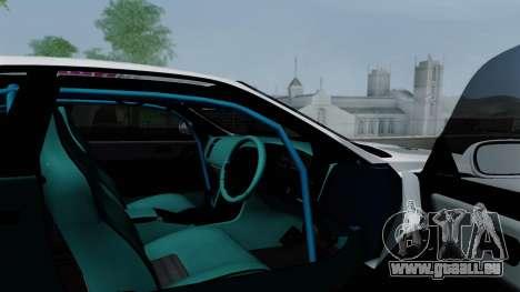 Nissan Skyline GT-R33 für GTA San Andreas Innen