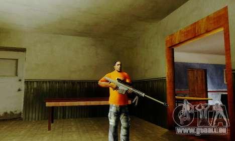 Weapon pack from CODMW2 für GTA San Andreas fünften Screenshot