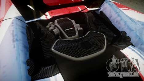 McLaren 650S Spider 2014 [EPM] v2.0 UK pour GTA 4 est un côté