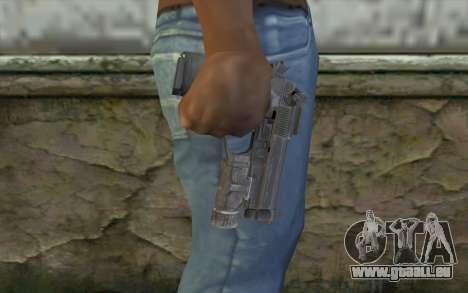 M9A1 from COD: Ghosts für GTA San Andreas dritten Screenshot