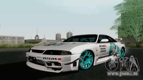Nissan Skyline GT-R33 für GTA San Andreas