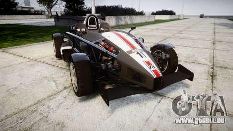 Ariel Atom V8 2010 [RIV] v1.1 FUEA Equipped für GTA 4