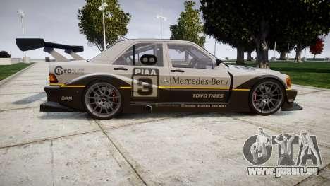 Mercedes-Benz 190E Evo II GT3 PJ 4 für GTA 4 linke Ansicht