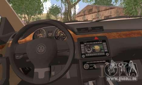 Volkswagen AirCC für GTA San Andreas zurück linke Ansicht
