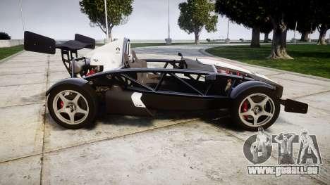 Ariel Atom V8 2010 [RIV] v1.1 FUEA Equipped für GTA 4 linke Ansicht