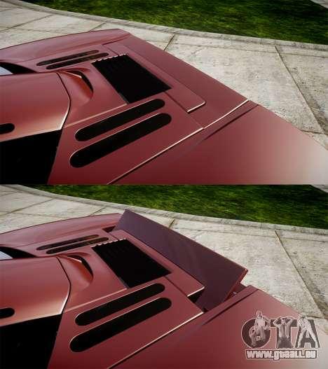 Mclaren F1 1993 [EPM] für GTA 4 obere Ansicht