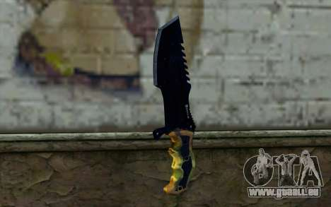 Knife from COD: Ghosts v1 pour GTA San Andreas