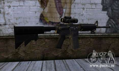 New M4 für GTA San Andreas zweiten Screenshot