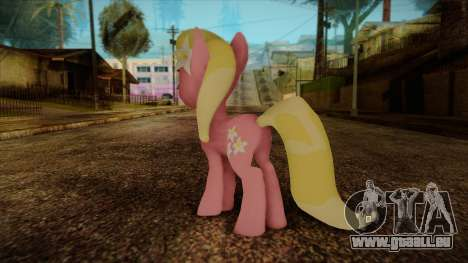 Lily from My Little Pony für GTA San Andreas zweiten Screenshot