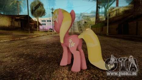 Lily from My Little Pony pour GTA San Andreas deuxième écran