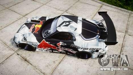 Mazda RX-7 Mad Mike pour GTA 4 est un droit