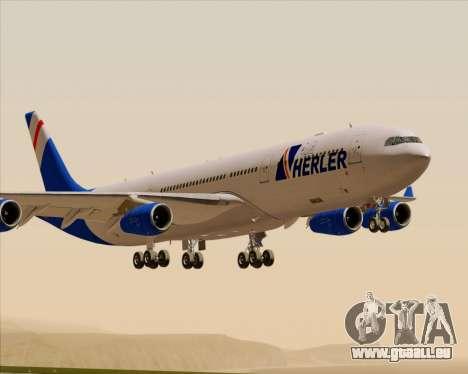Airbus A340-300 Air Herler pour GTA San Andreas