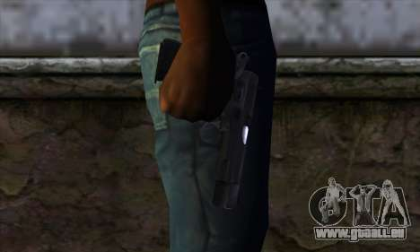 CZ75 v1 für GTA San Andreas dritten Screenshot