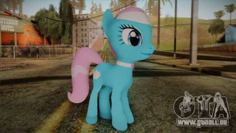 Lotus from My Little Pony für GTA San Andreas