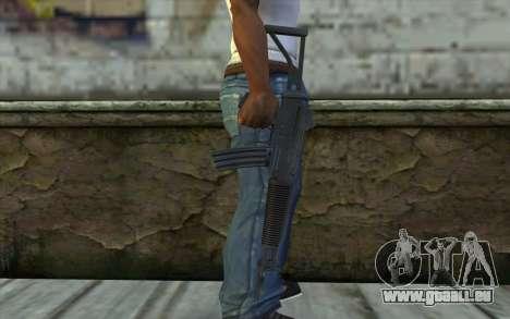 AR70 v1 pour GTA San Andreas troisième écran