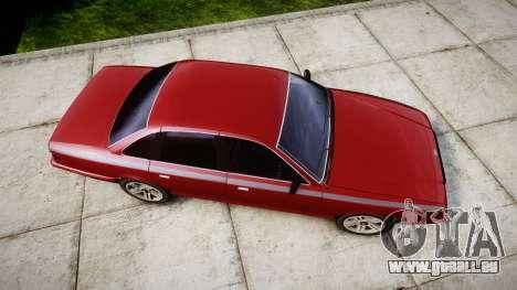 Vapid Stanier Rims Minivan für GTA 4 rechte Ansicht