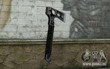 Топор (Call of Duty Black Ops) pour GTA San Andreas deuxième écran