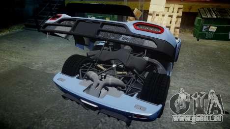 Koenigsegg Agera 2011 [EPM] [Update] für GTA 4 Innenansicht