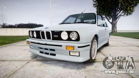 BMW M3 E30 1991 [EPM] für GTA 4