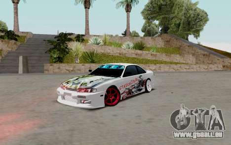 Nissan Silvia S14 VCDT für GTA San Andreas