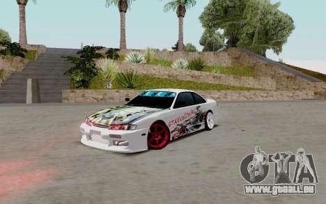 Nissan Silvia S14 VCDT pour GTA San Andreas