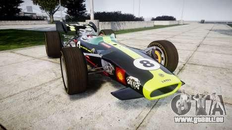 Lotus 49 1967 black für GTA 4