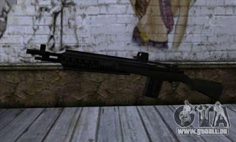 Rifle from State of Decay pour GTA San Andreas