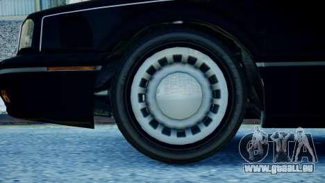 Primo Continental pour GTA 4 Vue arrière de la gauche