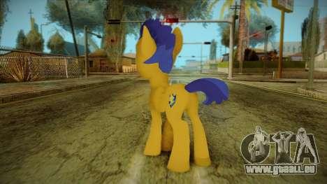 Flash Sentry from My Little Pony für GTA San Andreas zweiten Screenshot