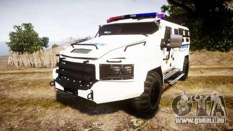 SWAT Van Police Emergency Service für GTA 4