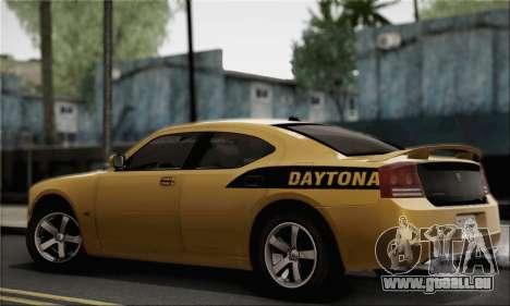 Dodge Charger SuperBee für GTA San Andreas linke Ansicht
