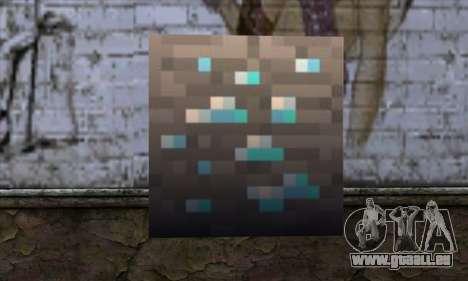 Block (Minecraft) v1 für GTA San Andreas