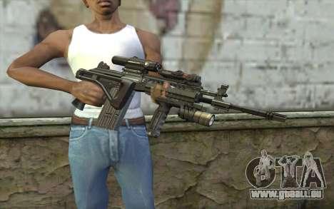 GALIL-TAC für GTA San Andreas dritten Screenshot