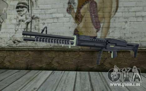 M60 from GTA Vice City für GTA San Andreas