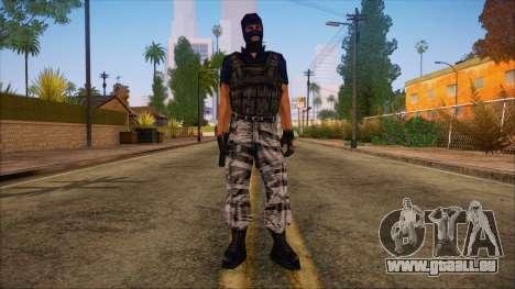 Terror from Counter Strike Condition Zero für GTA San Andreas