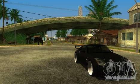 Nissan 350Z Drift pour GTA San Andreas