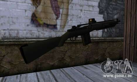 Rifle from State of Decay für GTA San Andreas zweiten Screenshot
