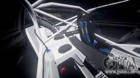 BMW Z4 GT3 2014 Goodsmile Racing für GTA 4 Seitenansicht